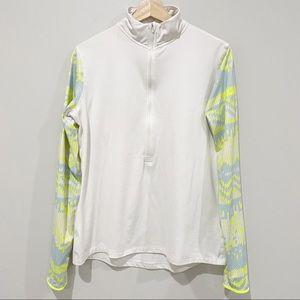 NIKE Pro Dri-Fit Half Zip Pullover Jacket, Size XL
